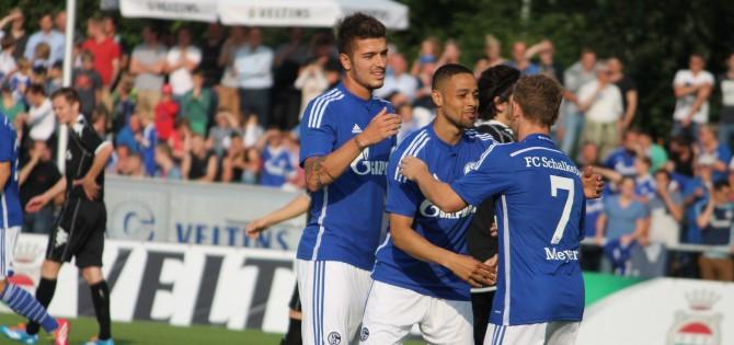 AnstoГџ Schalke